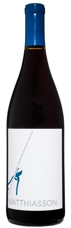 Matthiasson Wines Napa Valley Cabernet Franc Matthiasson Vineyard Bottle Preview