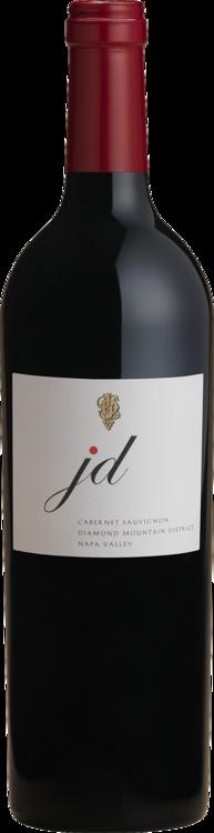 "Davies Vineyards ""JD"" CABERNET SAUVIGNON Bottle Preview"