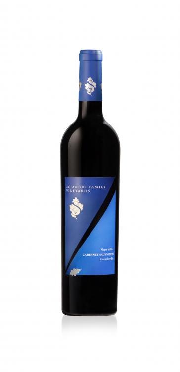 Sciandri Family Vineyards Cabernet Sauvignon Bottle Preview