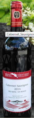 Waupoos Estates Winery Cabernet Sauvignon
