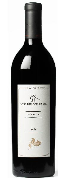 Long Meadow Ranch Winery Merlot Napa Valley Bottle Preview