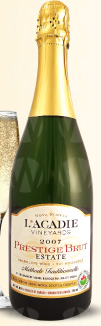 L'Acadie Vineyards Prestige Brut Estate