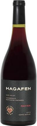 Hagafen Cellars Hagafen Pinot Noir Bottle Preview
