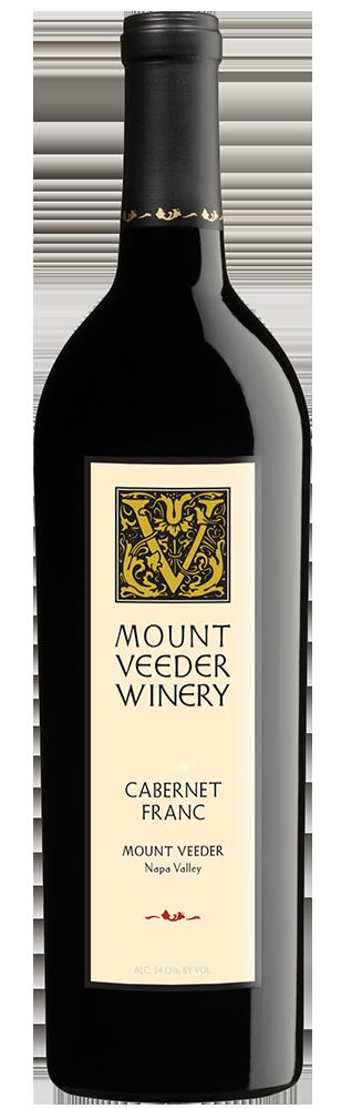 Mount Veeder Magic Vineyards Mount Veeder Cabernet Franc Napa Valley Bottle Preview