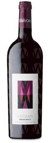 Malivoire Wine Company Stouck Merlot