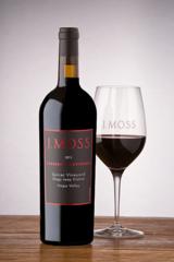 J. Moss Cabernet Sauvignon, Spicer Vineyard, Stags Leap District Bottle Preview