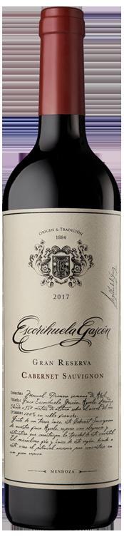 Escorihuela Gascón Gran Reserva Cabernet Sauvignon Bottle
