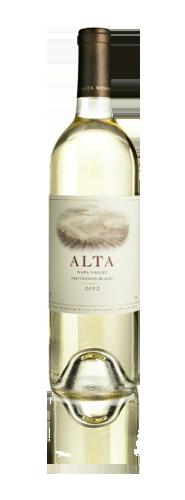 Alta Napa Valley Viognier Bottle Preview