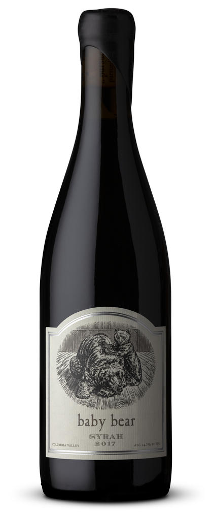 ...pursued by bear Baby Bear Syrah Bottle Preview