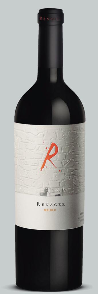 Renacer Malbec Bottle