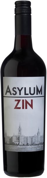 Luna Vineyards Asylum Bottle Preview
