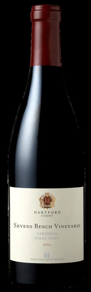 Hartford Family Winery Hartford Court Sevens Bench Vineyard Pinot Noir Bottle Preview