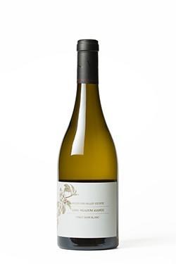 Pinot Noir Blanc Anderson Valley Estate Bottle