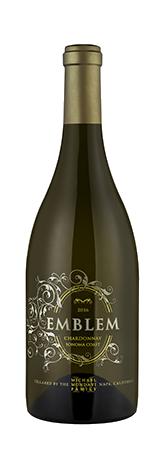 Michael Mondavi Family Estate Emblem Chardonnay Sonoma Coast Bottle Preview