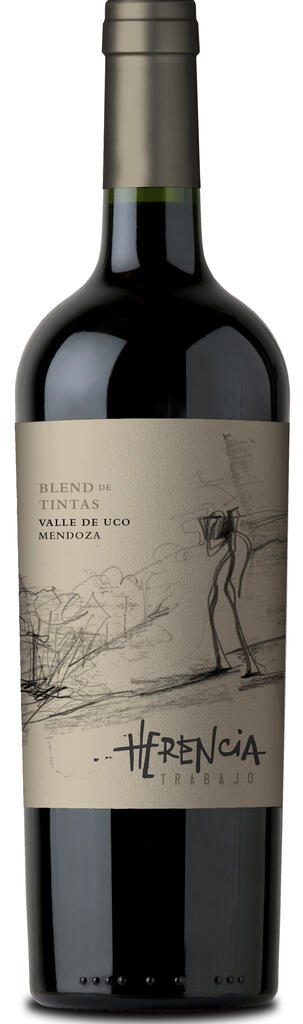 Herencia Trabajo Red Blend Bottle Preview