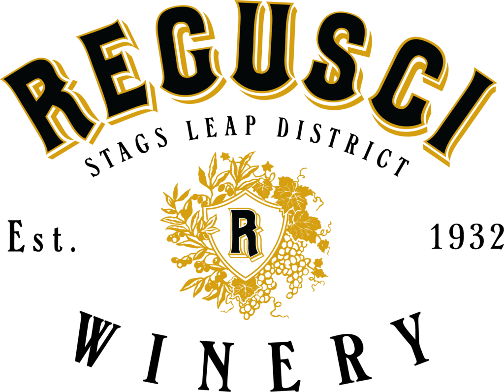 Regusci Winery Logo