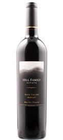 Beau Terre Vineyard Merlot Bottle