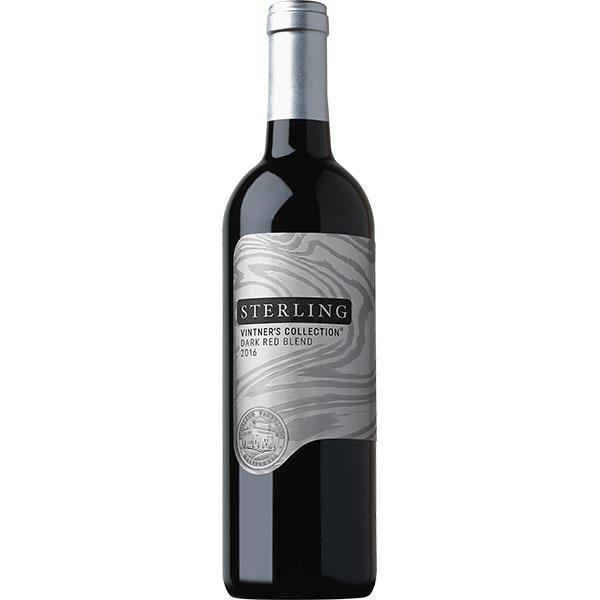 Sterling Vineyards Vintner's Collection Dark Red Blend Bottle Preview