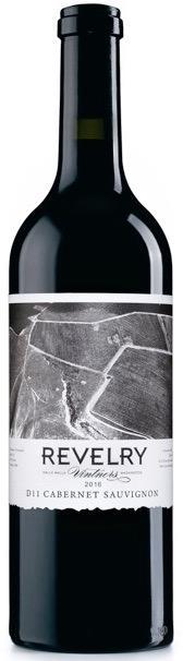 Revelry Vintners D11 Cabernet Sauvignon Bottle Preview