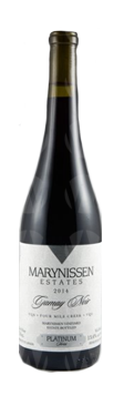 Marynissen Estates Winery Platinum Series Gamay Noir