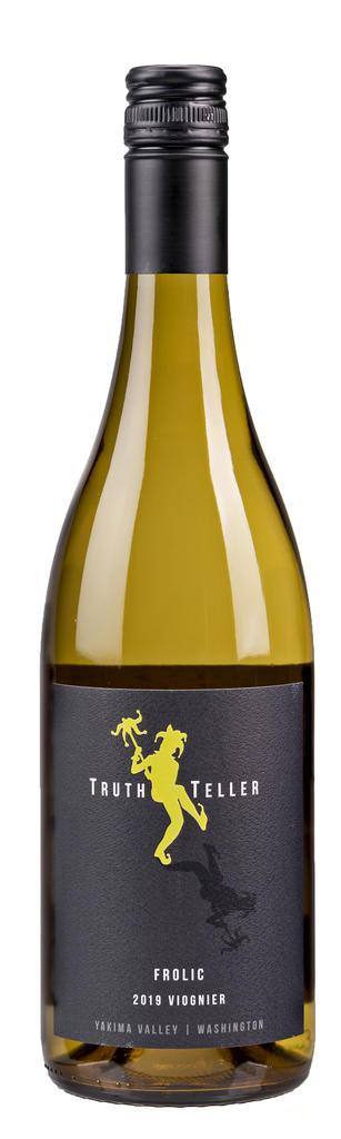TruthTeller Winery Frolic Bottle Preview