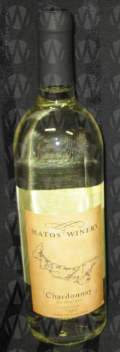 Matos Winery and Distillery Chardonnay