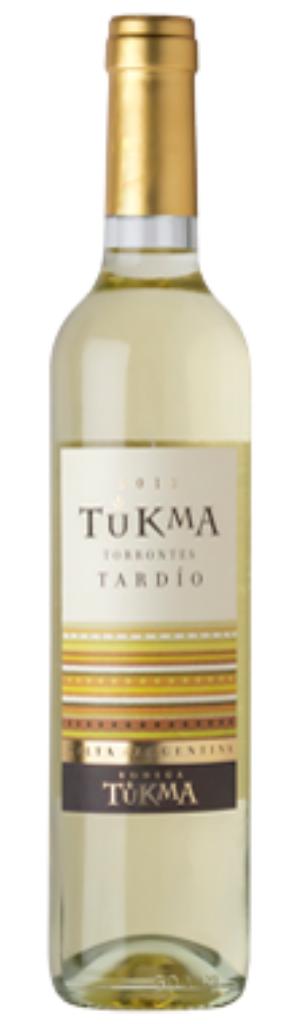 Bodega Tukma Torrontés Tardío Bottle Preview