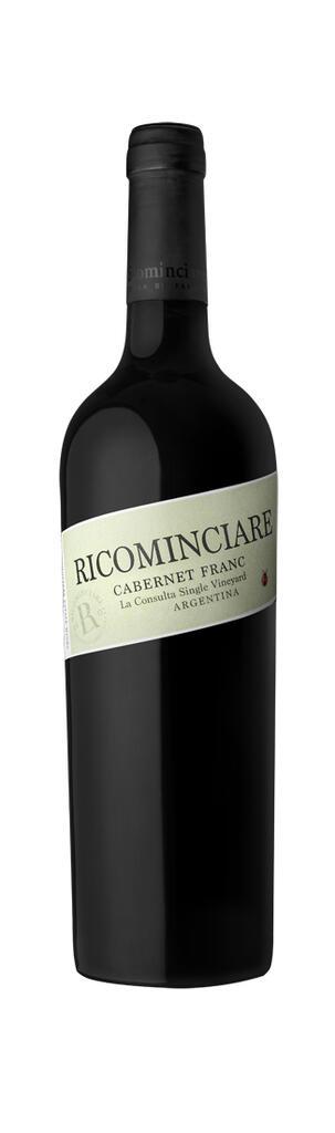 Ricominciare Family Winery Ricominciare Cabernet Franc Bottle Preview