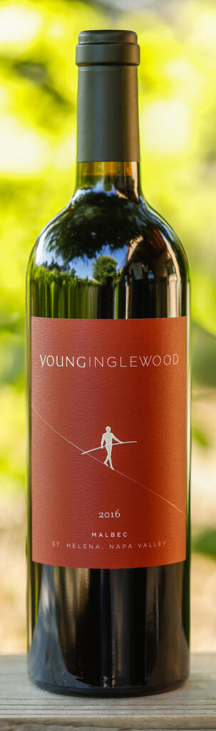 Young Inglewood Vineyards Estate Malbec Bottle Preview
