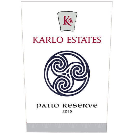 Karlo Estates Patio Reserve Rosé