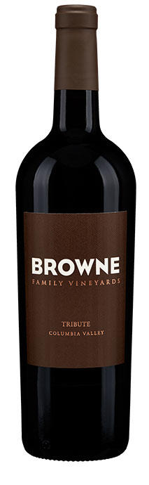 Browne Family Vineyards Tribute Red Blend Bottle Preview