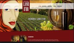 Vignoble Lano d'Or Logo