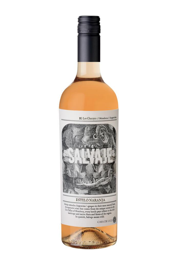 Casa de Uco El Salvaje Orange Style Bottle Preview