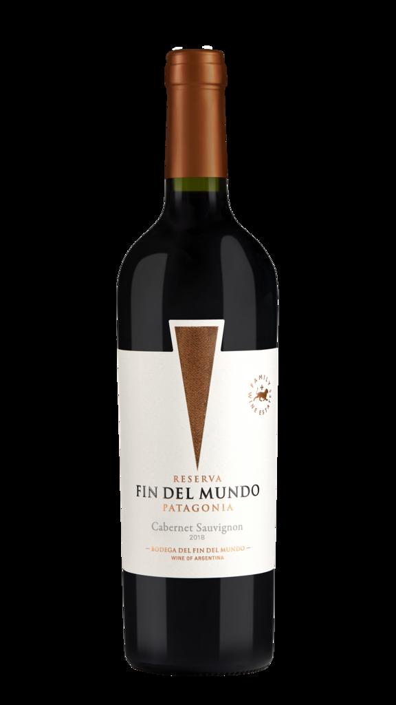 Bodega del Fin del Mundo Reserva del Fin del Mundo Cabernet Sauvignon Bottle Preview