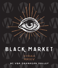 Black Market Wine Co. Syrah