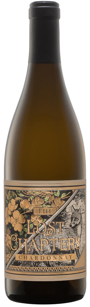 J. McClelland Cellars The Lost Chapters 2018 Napa Valley Chardonnay Bottle Preview