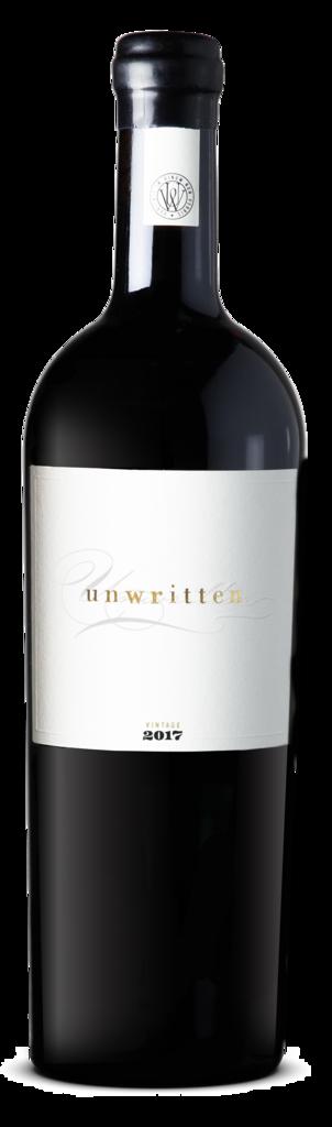 Unwritten Wines Unwritten Cabernet Sauvignon, Lewelling Ranch, St Helena Bottle Preview
