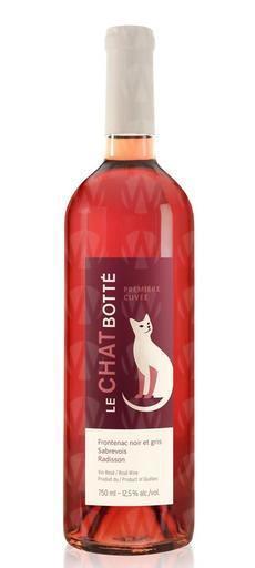 Vignoble Le Chat Botté Rosé Cuvée