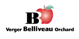 Verger Belliveau Orchard Logo
