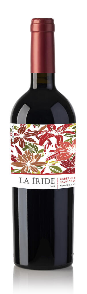 La Iride LA IRIDE VARIETAL CABERNET SAUVIGNON Bottle Preview