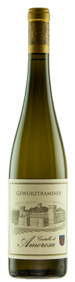 Castello di Amorosa GEWÜRZTRAMINER Dry, Anderson Valley Bottle Preview