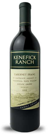 Kenefick Ranch Winery Cabernet Franc, Caitlin's Select Bottle Preview