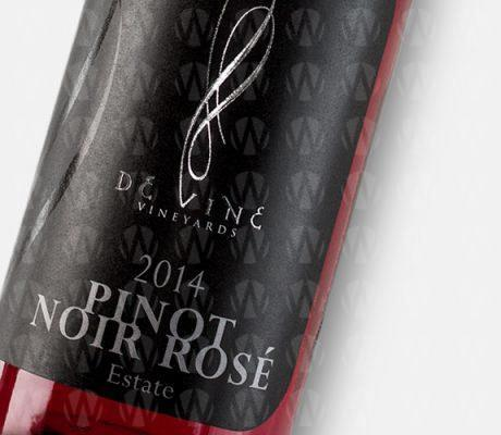 De Vine Vineyards Pinot Noir Rosé