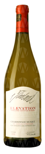 Vineland Estates Elevation Chardonnay Musque