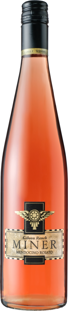 Miner Family Winery Rosato, Gibson Ranch Bottle Preview