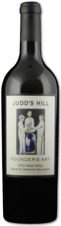 Judd's Hill FOUNDER'S ART RESERVE CABERNET Bottle Preview