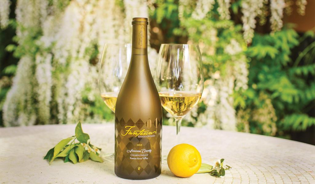 Fantesca Estate & Winery Fantesca Chardonnay Bottle Preview