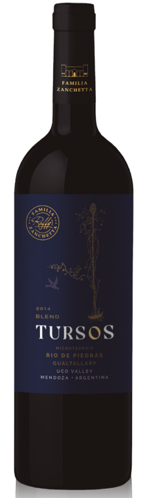 Tursos Blend Bottle