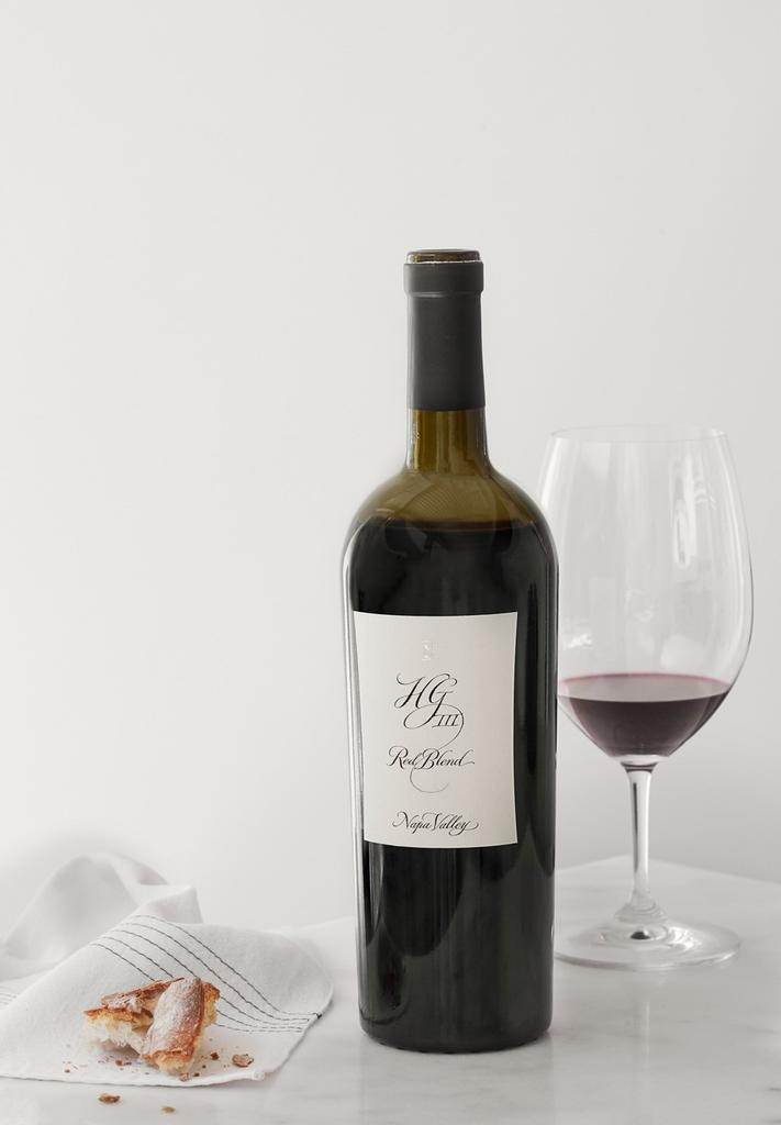 Hourglass Wine Co. HG III Red Blend Bottle Preview