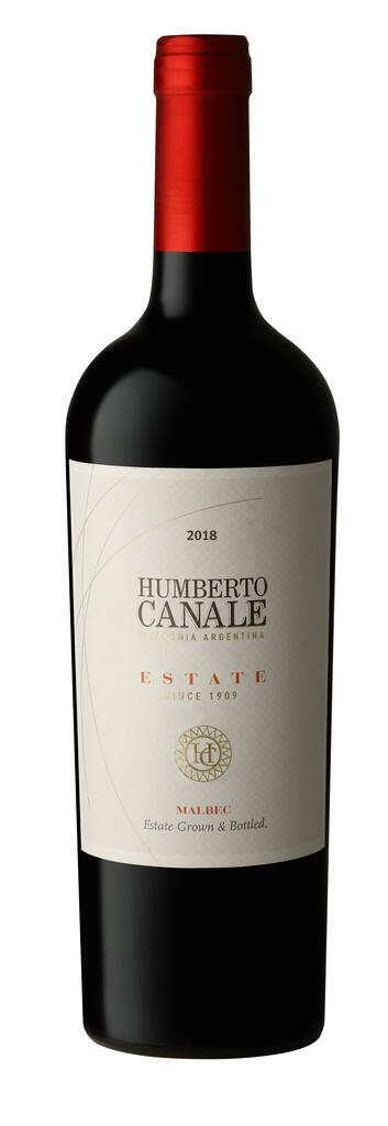Humberto Canale Estate - Malbec Bottle Preview